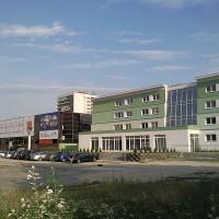 zimný štadión V.Dzurillu