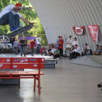 1. Ba street skate a inline