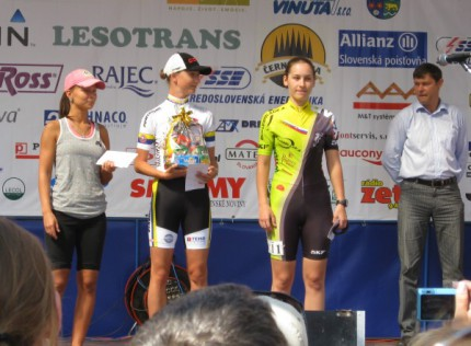 Vyhrala Monika Veselá...tiež gratulujem...