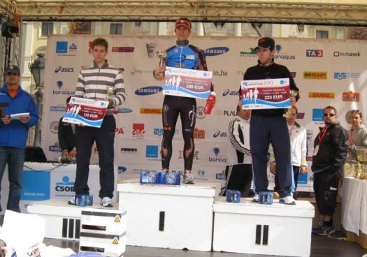Víťazi ČSOB Bratislava Maratónu